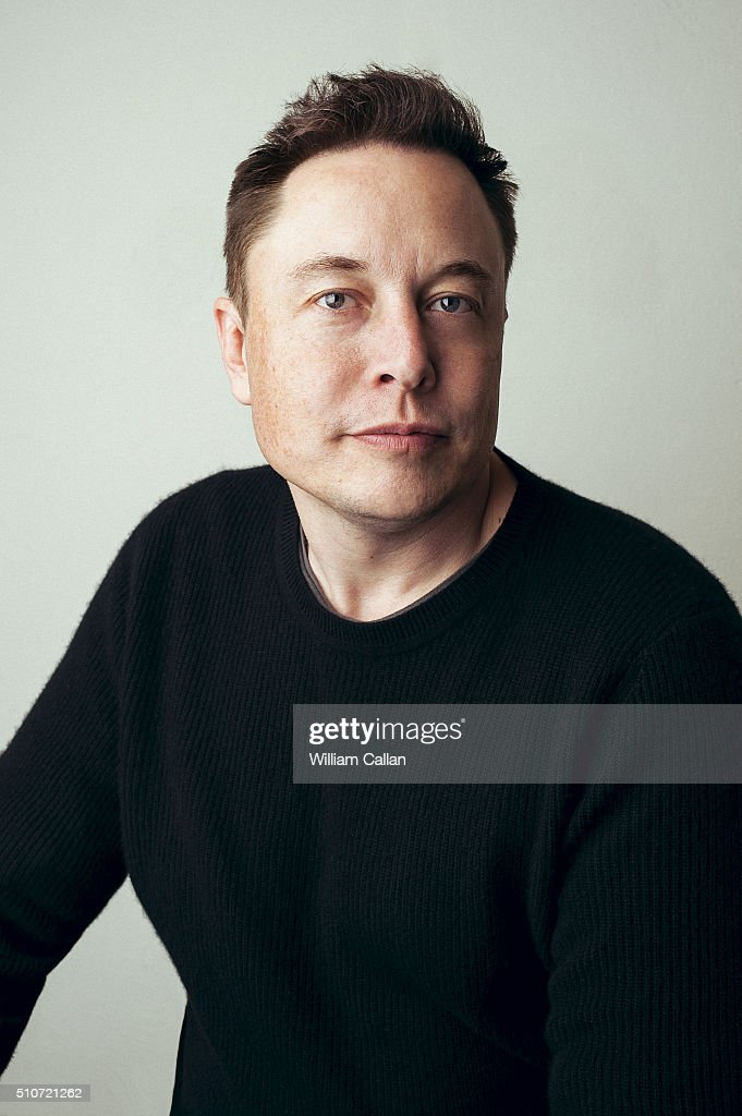 South African-born Canadian-American business magnate, engineer, inventor and investor Elon Musk is photographed for The Wrap on November 15, 2016 in Los Angeles, California