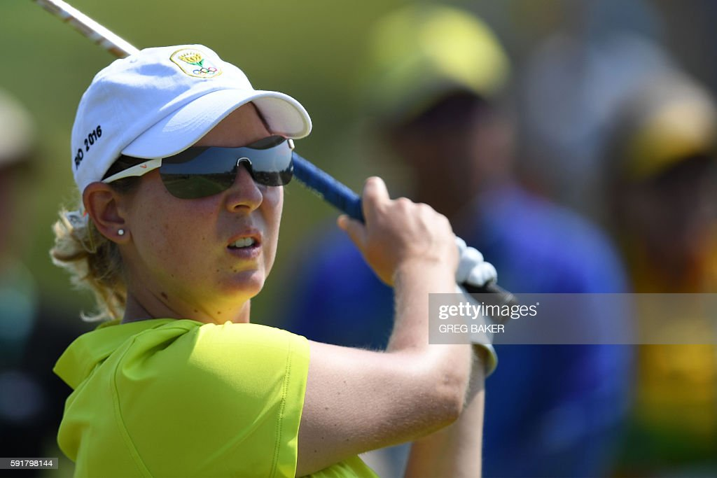 Golf - Olympics: Day 13