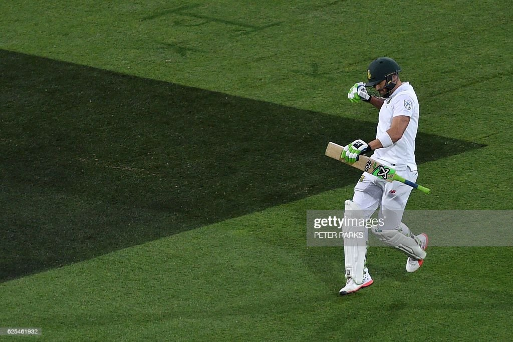 CRICKET-AUS-RSA : News Photo