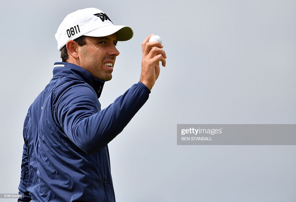 GOLF-GBR-OPEN : News Photo