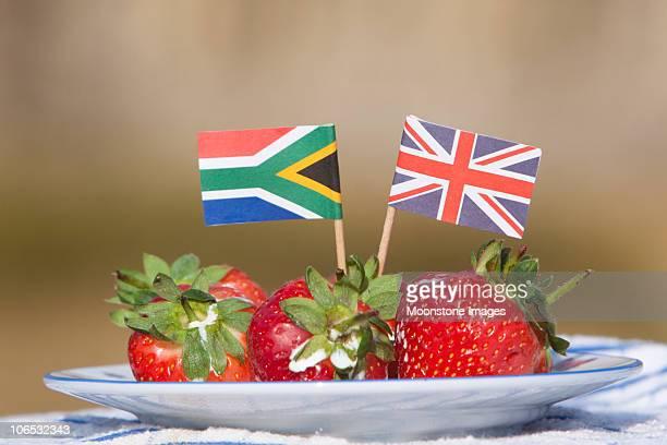 Südafrika – UK bilateralen Beziehungen