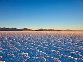 South America, Bolivia, Salar de Uyuni