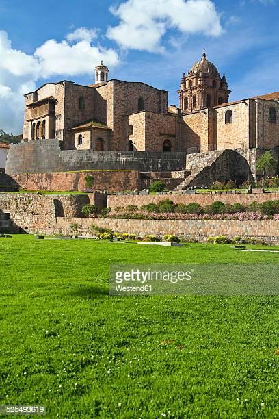 South America, Peru, Cusco, Qurikancha Temple