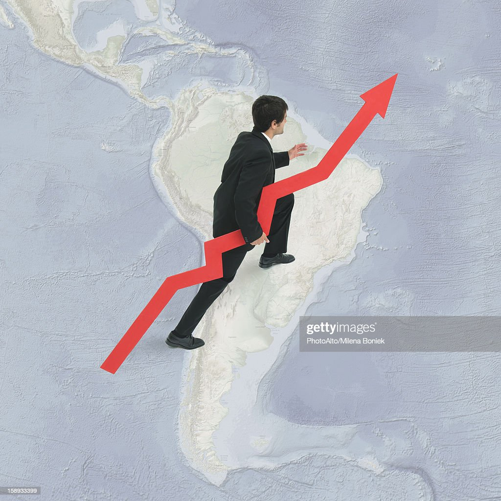 South American economies grow inviting investor confidence