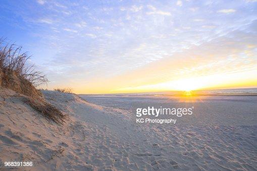 South Carolina sunrise : Stock Photo