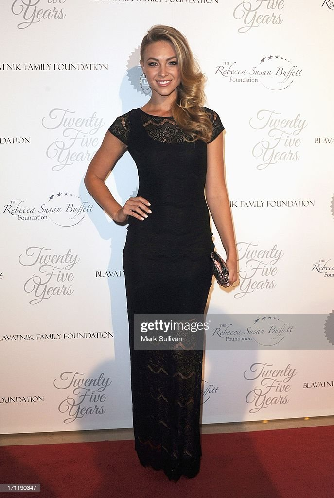 South Carolina USA 2011 Courtney Hope Turner attends LA's Best 25th Anniversary Gala at The Beverly Hilton Hotel on June 22, 2013 in Beverly Hills, California.
