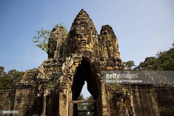 South Gate, Angkor Thom