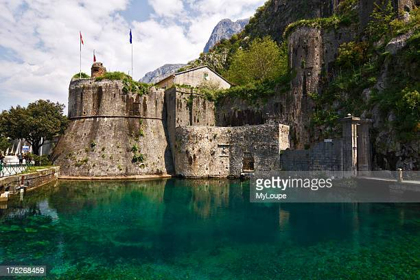 South Gate or Gurdic Gate of Kotor old town Montenegro