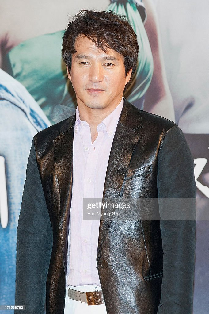South Korean actor Cho Jae-Hyun attends during the MBC Drama 'Scandal' Press Conference on June 26, 2013 in Seoul, South Korea. The drama will open on June 29 in South Korea.