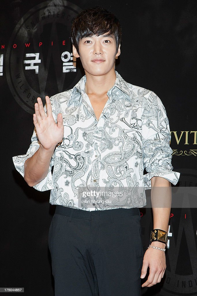 South Korean actor Choi Jin-Hyuk attends the 'Snowpiercer' South Korea premiere at Times Square on July 29, 2013 in Seoul, South Korea. The film will open on August 1, in South Korea.