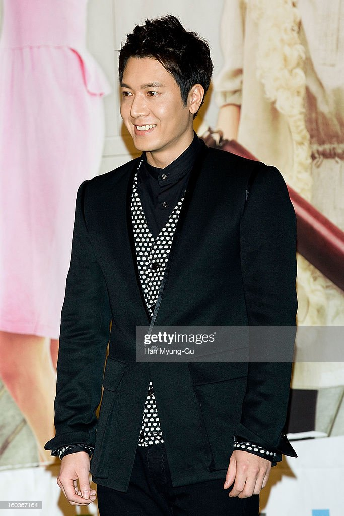 South Korean actor Jo Hyun-Jae attends the KBS2 Drama 'AD Genius Lee Tae-Baek' Press Conference at Conrad Hotel on January 30, 2013 in Seoul, South Korea. The drama will open on February 04 in South Korea.
