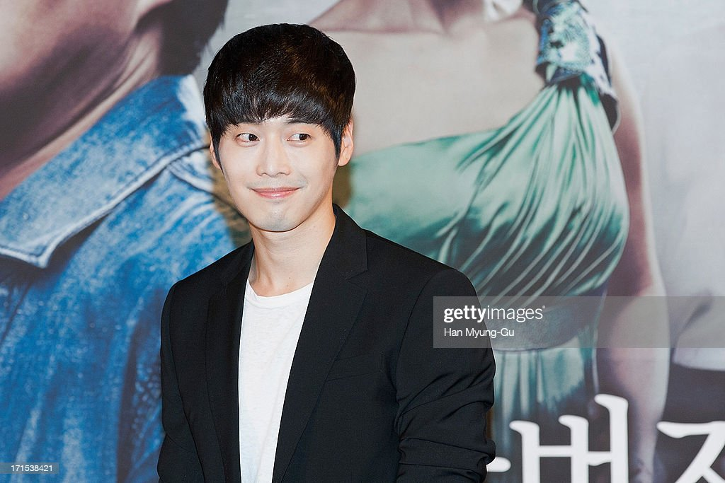 South Korean actor <a gi-track='captionPersonalityLinkClicked' href=/galleries/search?phrase=Kim+Jae-Won&family=editorial&specificpeople=2550526 ng-click='$event.stopPropagation()'>Kim Jae-Won</a> attends during the MBC Drama 'Scandal' Press Conference on June 26, 2013 in Seoul, South Korea. The drama will open on June 29 in South Korea.