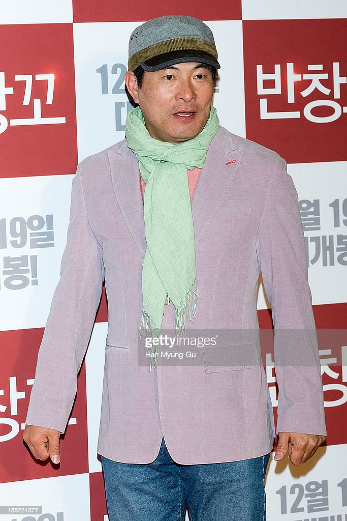 South Korean actor Lee Han-Wie attends the 'Love 119' VIP Screening at Kyung Hee University on December 11, 2012 in Seoul, South Korea. The film will open on December 19 in South Korea.