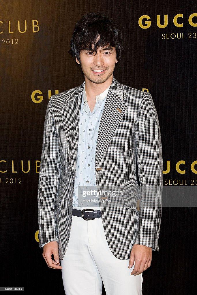 South Korean actor Lee Jin-Wook attends the Reopening of Gucci's Seoul Flagship Store on April 23, 2012 in Seoul, South Korea.