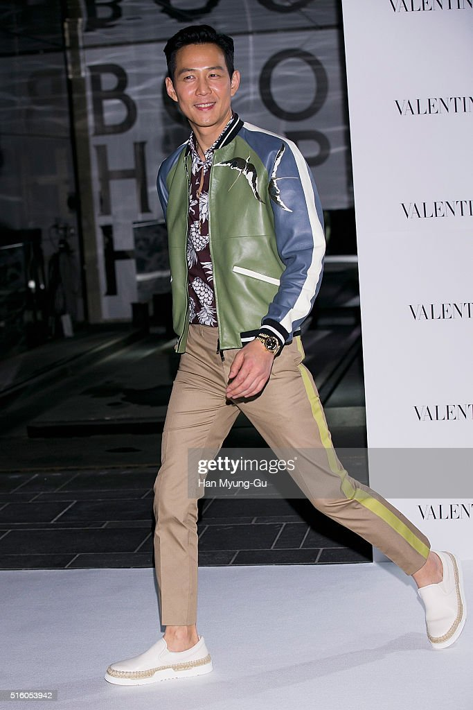 """VALENTINO"" Hawaiian Couture Capsule Collection - Photocall"