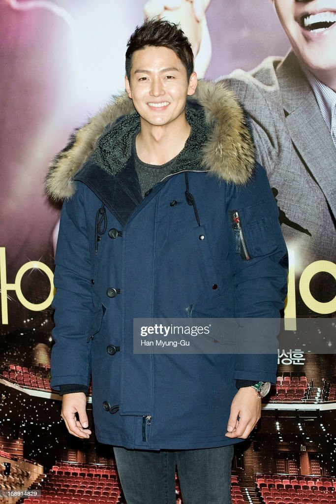 South Korean actor Lee Jung-Jin attends the 'My Little Hero' VIP Screening at CGV on January 3, 2013 in Seoul, South Korea. The film will open on January 09 in South Korea.