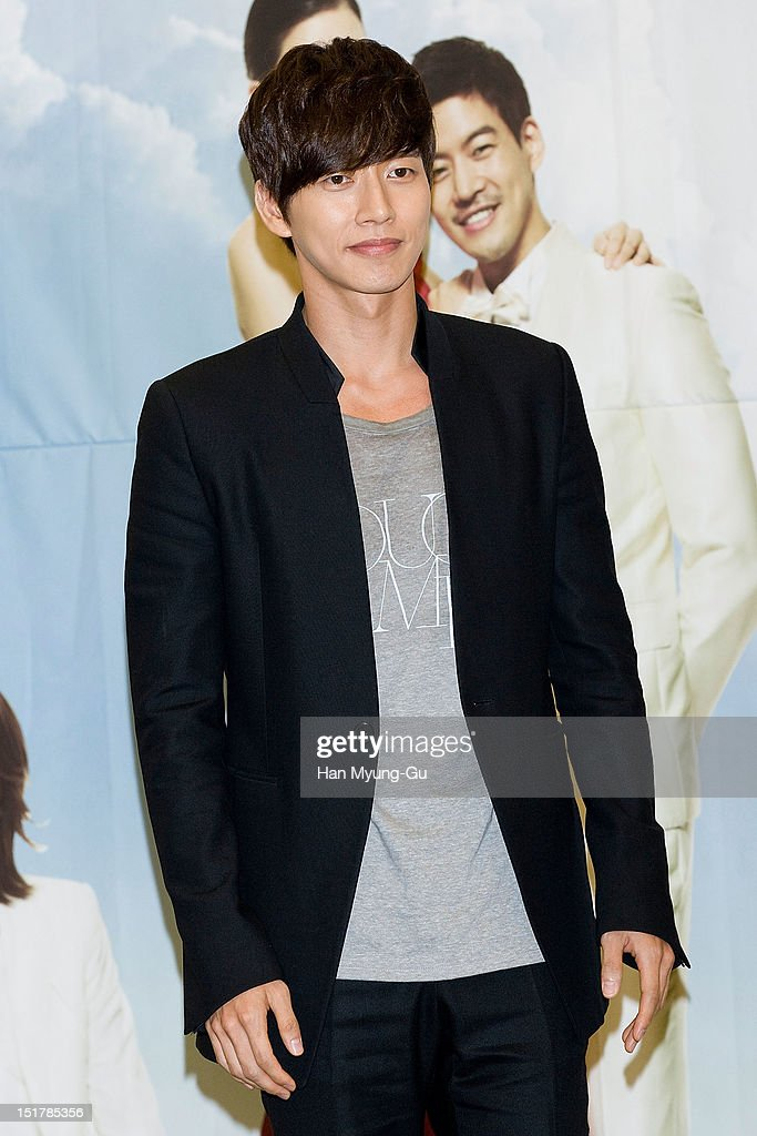 South Korean actor Park Hae-Jin attends during a press conference to promote the KBS drama 'My Daughter, Seoyoung' on September 11, 2012 in Seoul, South Korea. The drama will open on September 15 in South Korea.