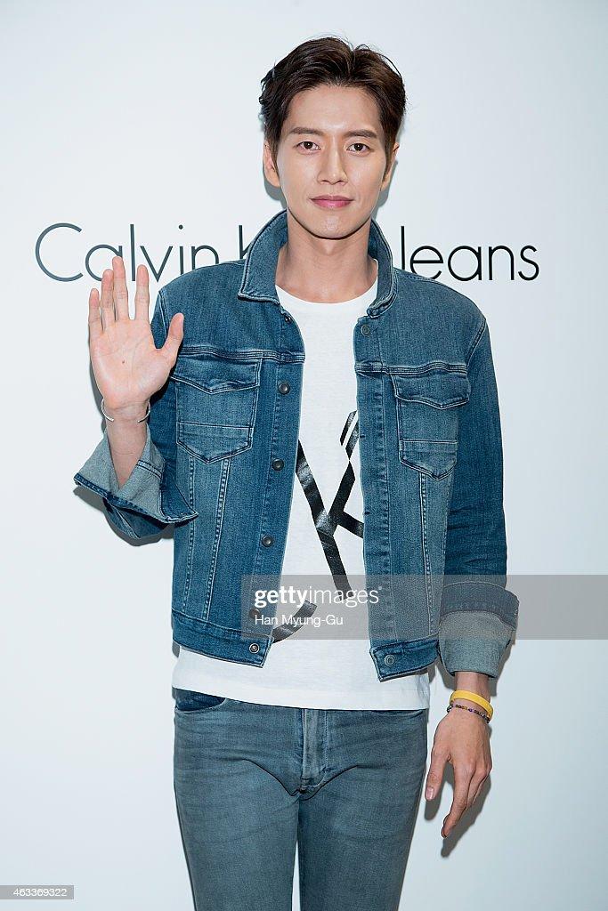 Park Hae-Jin Autograph Session For CK Jeans