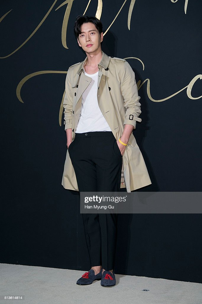 """Burberry """"Art Of The Trench"""" In Seoul"""