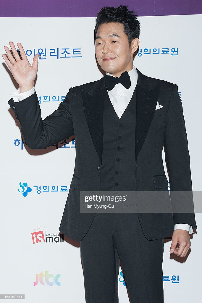 South Korean actor Park Sung-Woong attends the 49th Paeksang Arts Awards on May 9, 2013 in Seoul, South Korea.