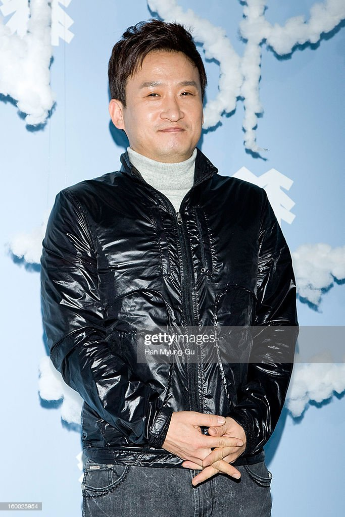South Korean actor Seo Kyung-Suk attends the 'Kolon Sport' 2013 SS Presentation on January 24, 2013 in Seoul, South Korea.