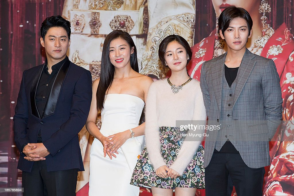"MBC Drama ""The Empress Ki"" Press Conference In Seoul"