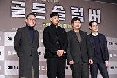 'Golden Slumber' Press Conference In Seoul