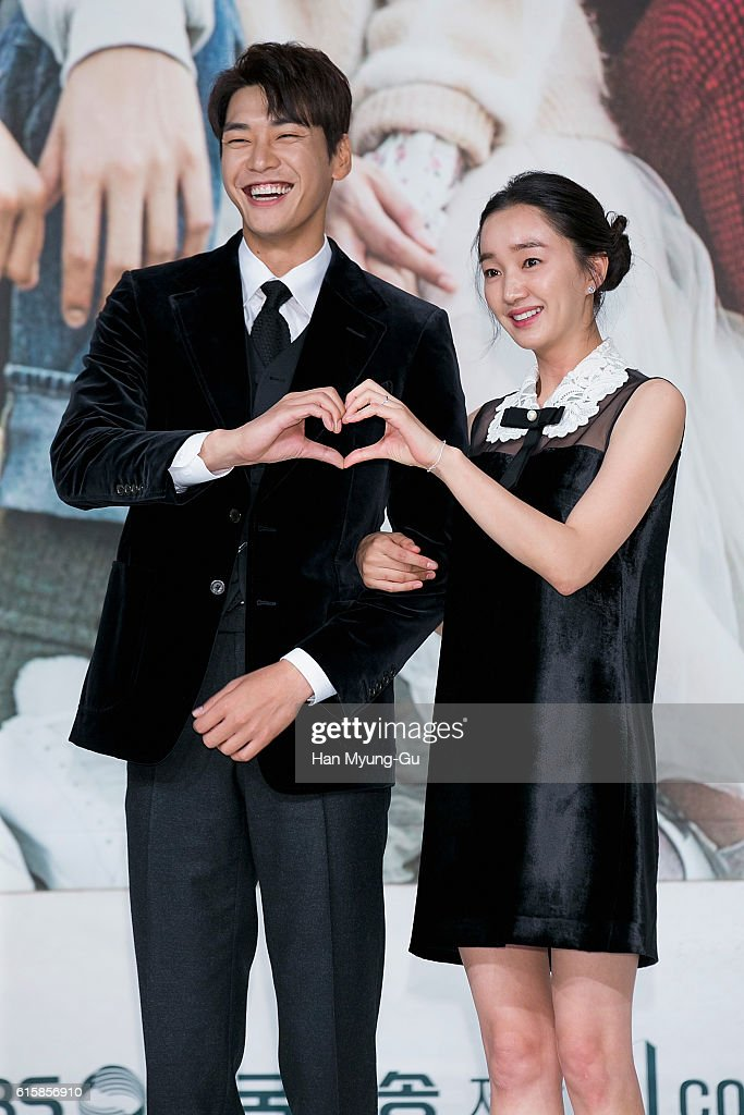 """KBS Drama """"Sweet Stranger and Me"""" Press Conference In Seoul"""