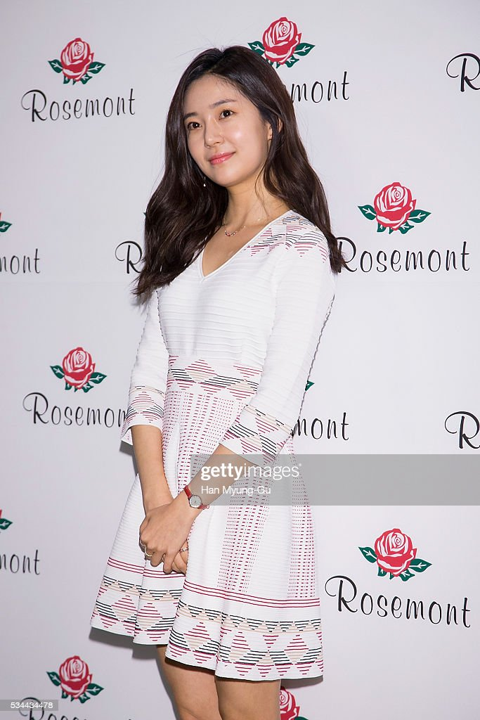South Korean actress Baek Jin-Hee attends the photocall for 'Rosemont' 2016 Presentation on May 26, 2016 in Seoul, South Korea.