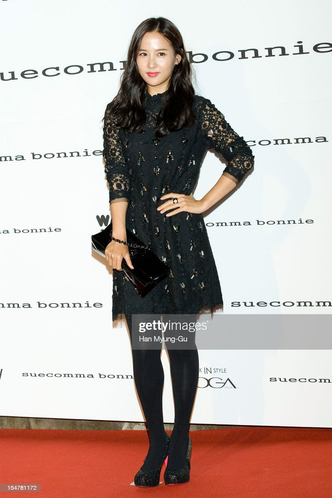 South Korean actress Cho Yeo-Jeong attends the promotional event of 'Suecomma Bonnie' 2013 S/S Presentation on October 25, 2012 in Seoul, South Korea.
