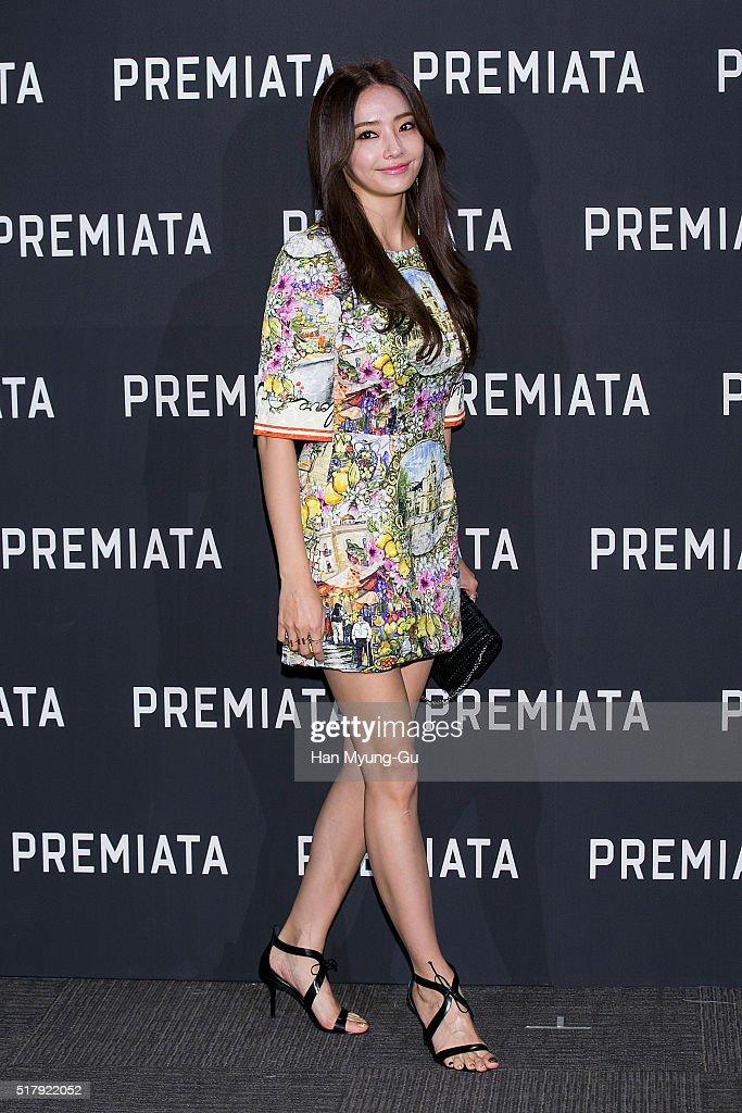 """PREMIATA"" Korea Launch - Photocall"