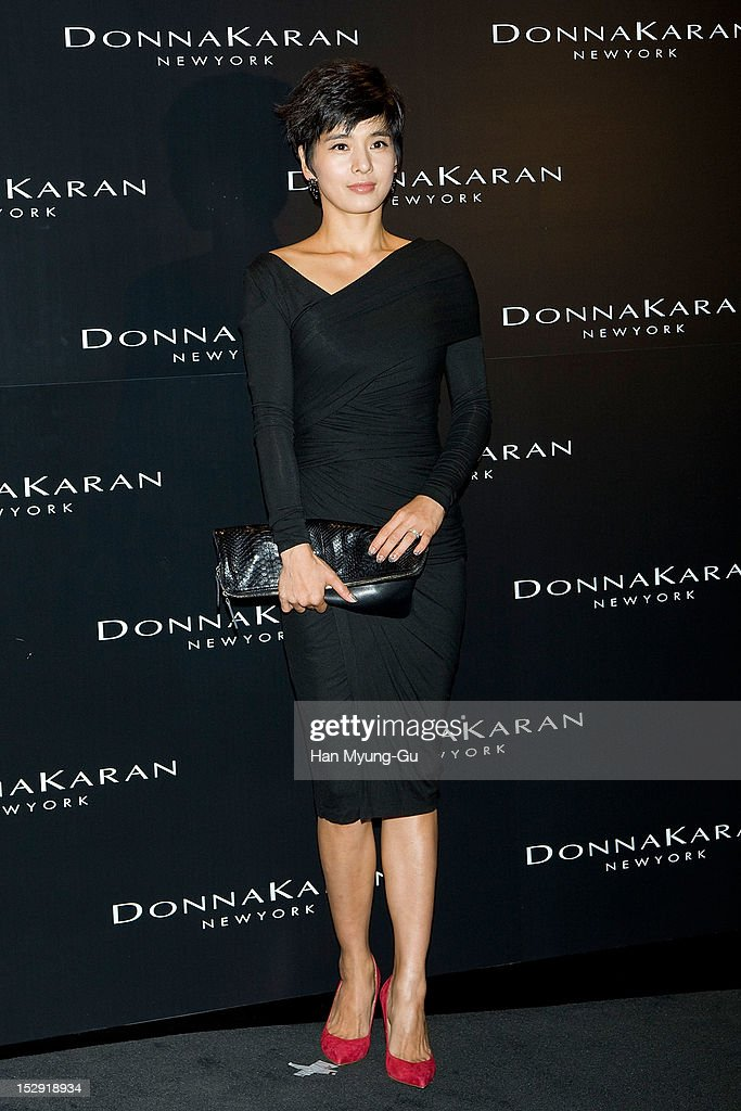 South Korean actress Jung Hae-Young attends the Donna Karan Korea Celebrates 1th Anniversary of 'Women Who Inspire' Launching Party at Donna Karan Gangnam store on September 26, 2012 in Seoul, South Korea.