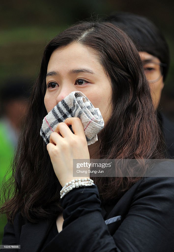 Funeral Held For South Korean Actor Park Yong Ha | Getty ...