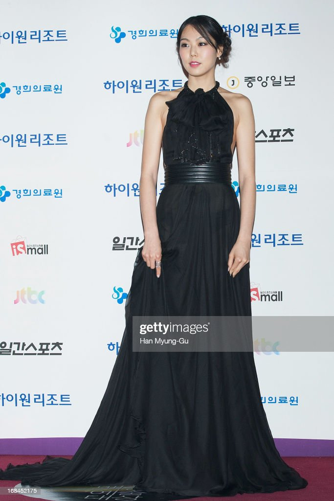 South Korean actress Kim Min-Hee attends the 49th Paeksang Arts Awards on May 9, 2013 in Seoul, South Korea.