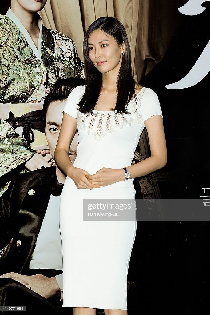 South Korean actress <a gi-track='captionPersonalityLinkClicked' href=/galleries/search?phrase=Kim+So-Yeon&family=editorial&specificpeople=4531425 ng-click='$event.stopPropagation()'>Kim So-Yeon</a> attends the 'Gabi' (Coffee) Press Screening at CGV on March 06, 2012 in Seoul, South Korea. The film will open on March 15 in South Korea.