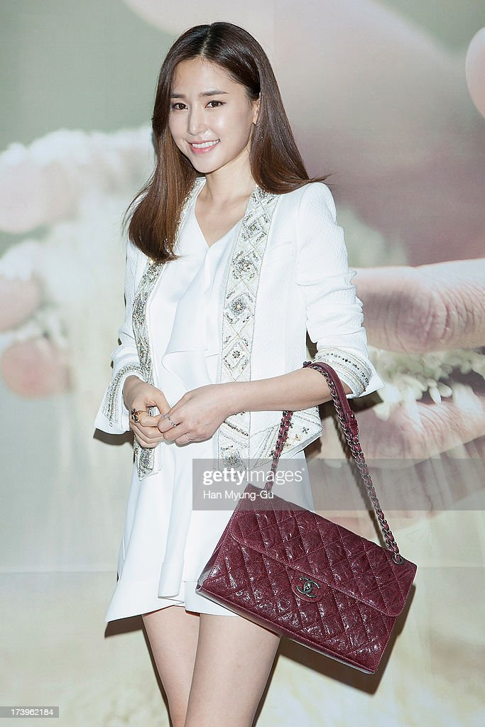 South Korean actress Kong Hyun-Joo attends the SK-II 'Pitera House' Pop Up store opening on July 18, 2013 in Seoul, South Korea.