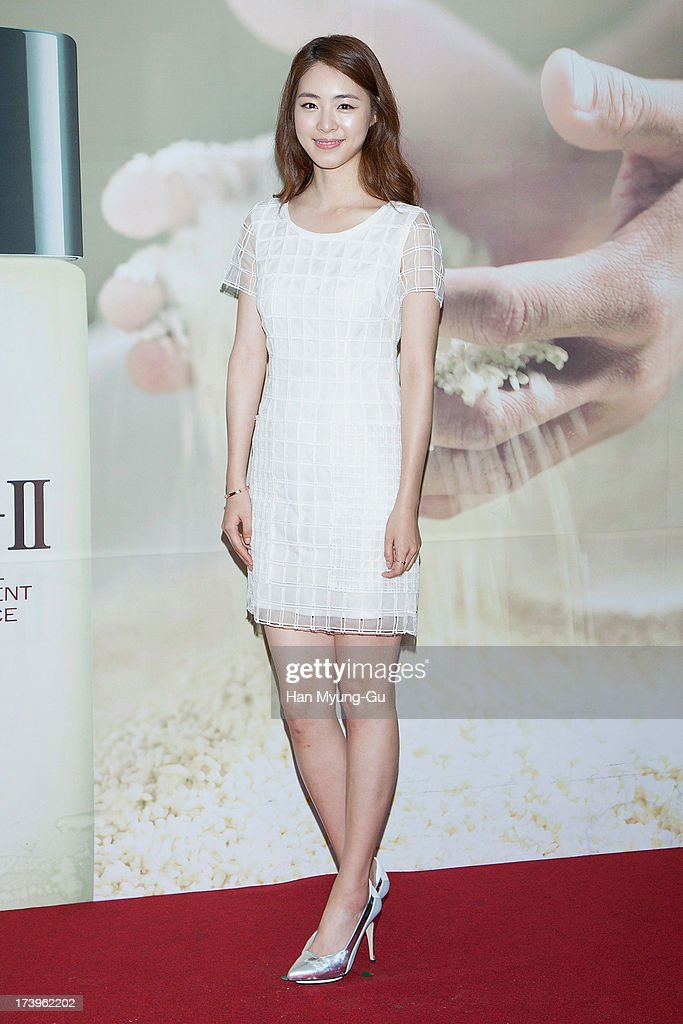 South Korean actress Lee Yeon-Hee attends the SK-II 'Pitera House' Pop Up store opening on July 18, 2013 in Seoul, South Korea.
