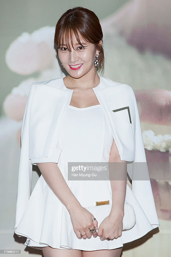 South Korean actress Lim Jung-Eun attends the SK-II 'Pitera House' Pop Up store opening on July 18, 2013 in Seoul, South Korea.