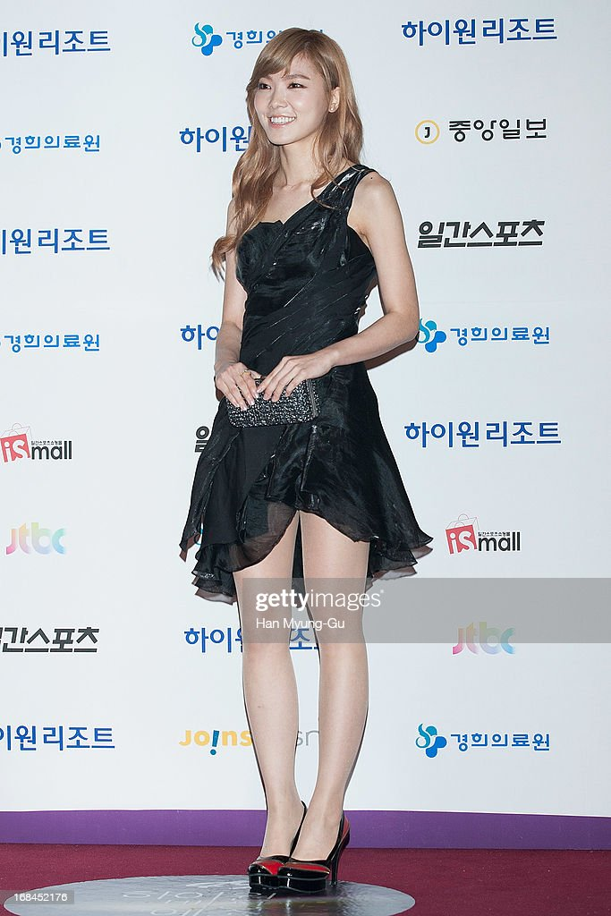 South Korean actress Shin Bo-Ra attends the 49th Paeksang Arts Awards on May 9, 2013 in Seoul, South Korea.