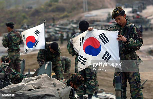 how to join the south korean army