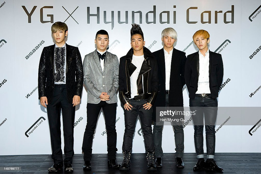 Hyundai Card Collaboration With YG Entertainment