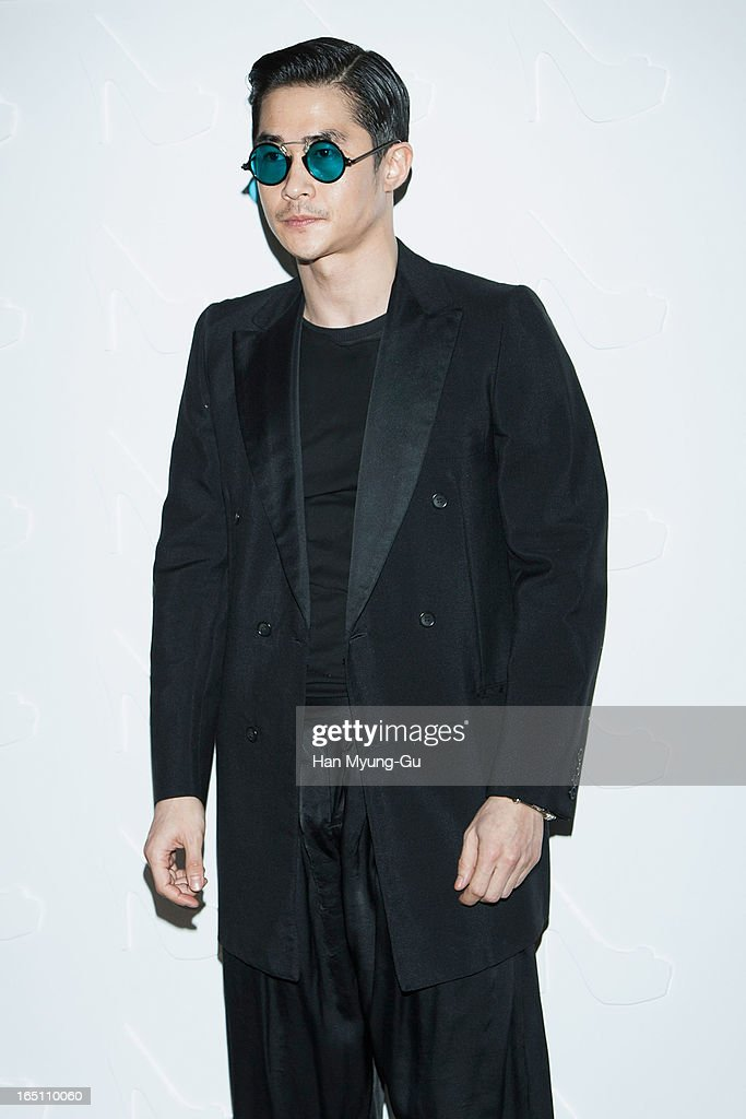 South Korean model Bae Jung-Nam attends the 'Suecomma Bonnie' 10th Anniversary Exhibition at Conrad Hotel on March 29, 2013 in Seoul, South Korea.