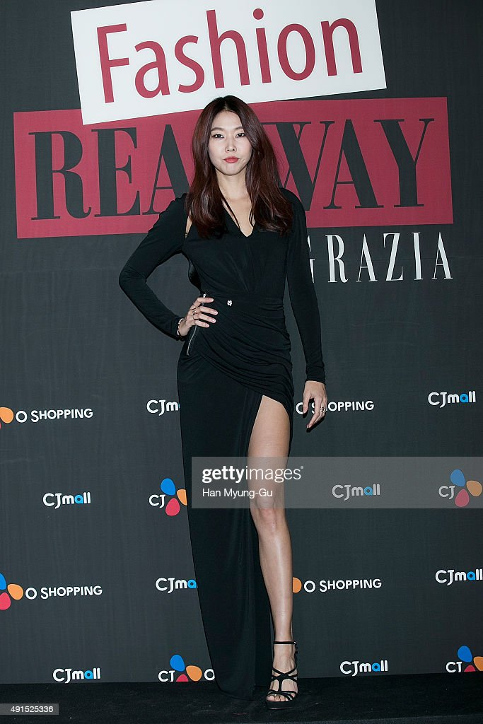 CJ O Shopping Fashion Realway With GRAZIA - Photocall