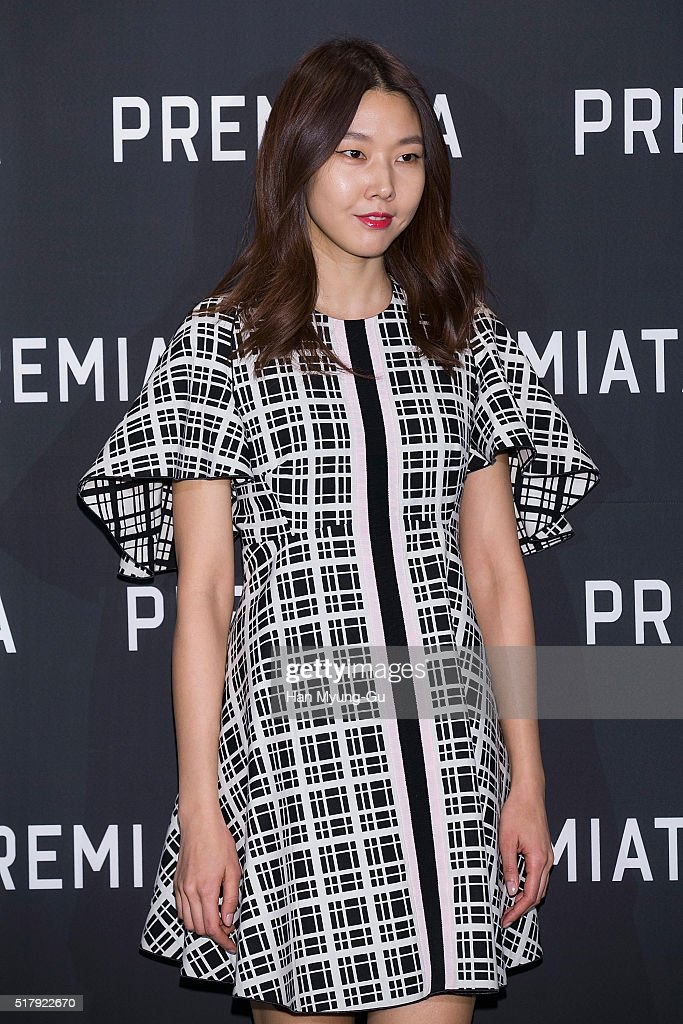 """PREMIATA"" Korea Launch - Photocall"