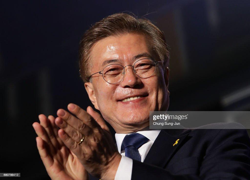 Presidential Election In South Korea