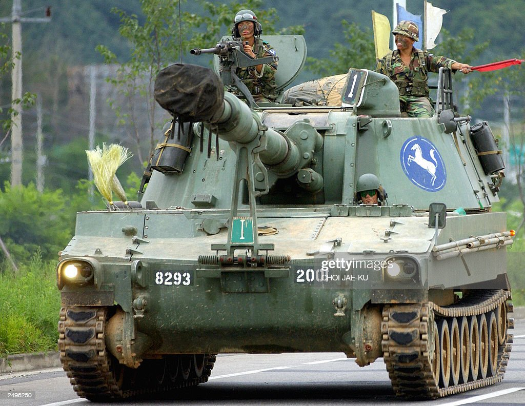 Image result for K-55 self-propelled artillery, photos