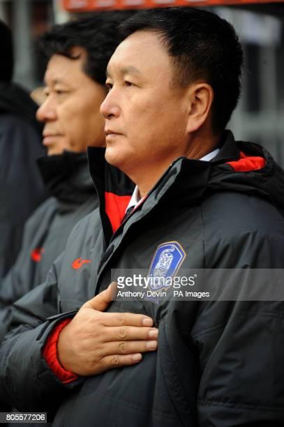 South Korea's Huh Jung Moo