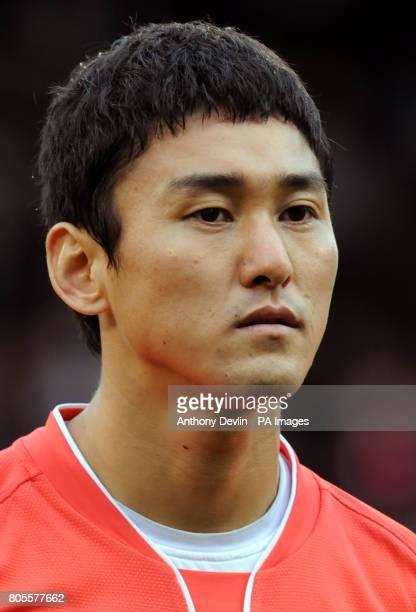 South Korea's Lee Jung Soo