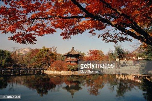South Korea,Seoul,Kyungbok Palace : Stock Photo
