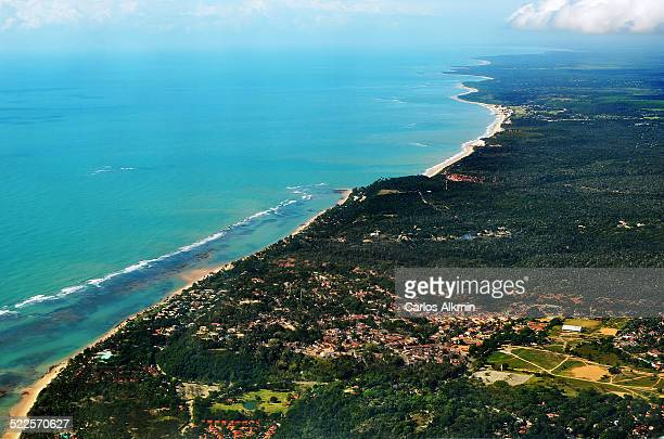 South of Bahia - Brazil - from the top